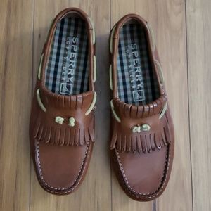 Sperry Fringe Driving Shoe